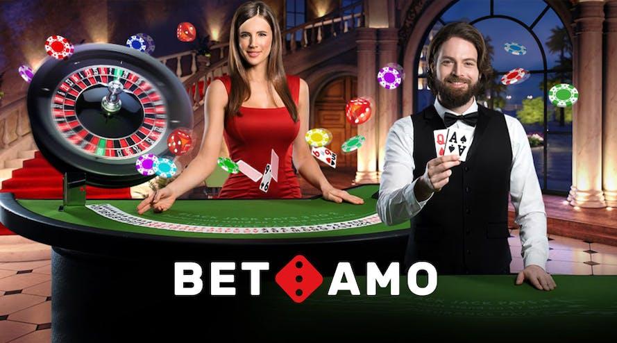 Betamo is now offering a spectacular 100% deposit bonus