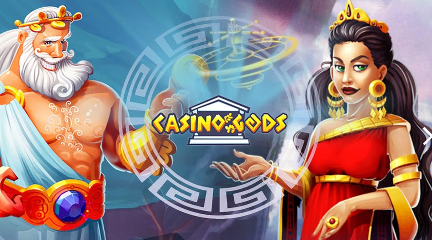 Casino Gods is launching a special 100% welcome bonus for newcomers