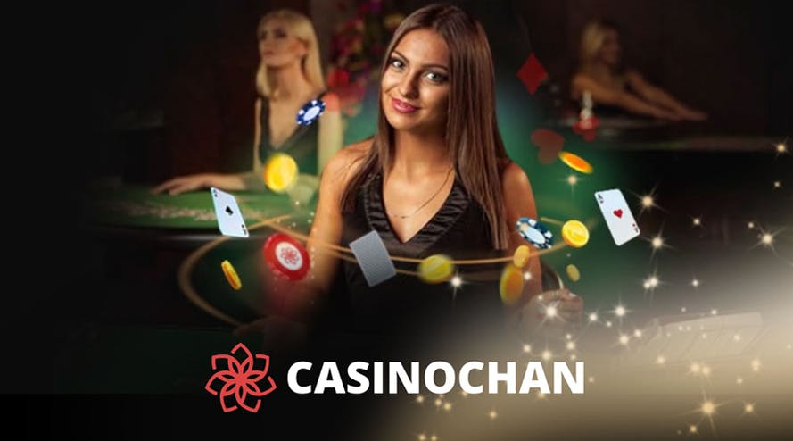CasinoChan introduces an exclusive 100% bonus as a welcome gift