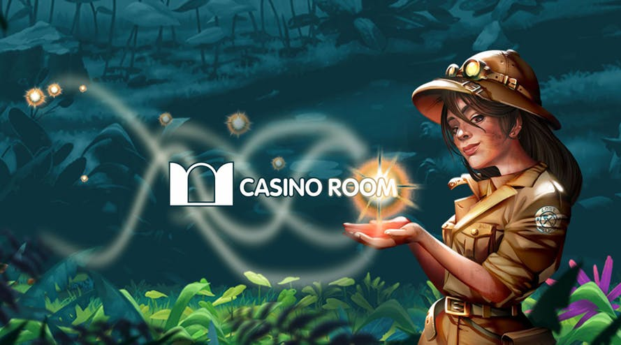 Grand welcome offer with 100% bonus and 100 Free Spins at Casino Room!