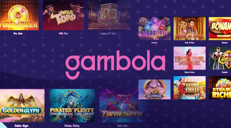 Gambola Casino is offering an exciting 100% refund bonus on your first day