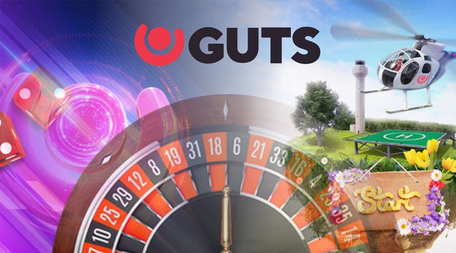 Guts Casino is offering an amazing 200% bonuses on first deposits