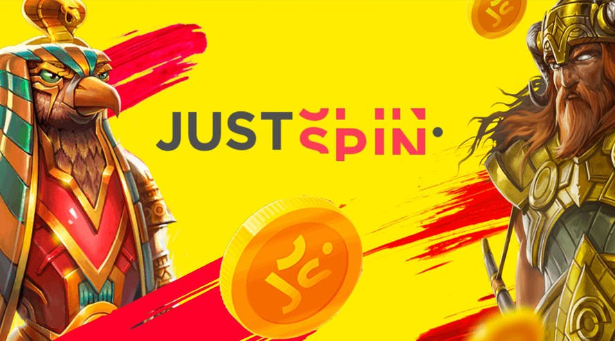 Justspin introduces the exclusive 100% bonuses for new players