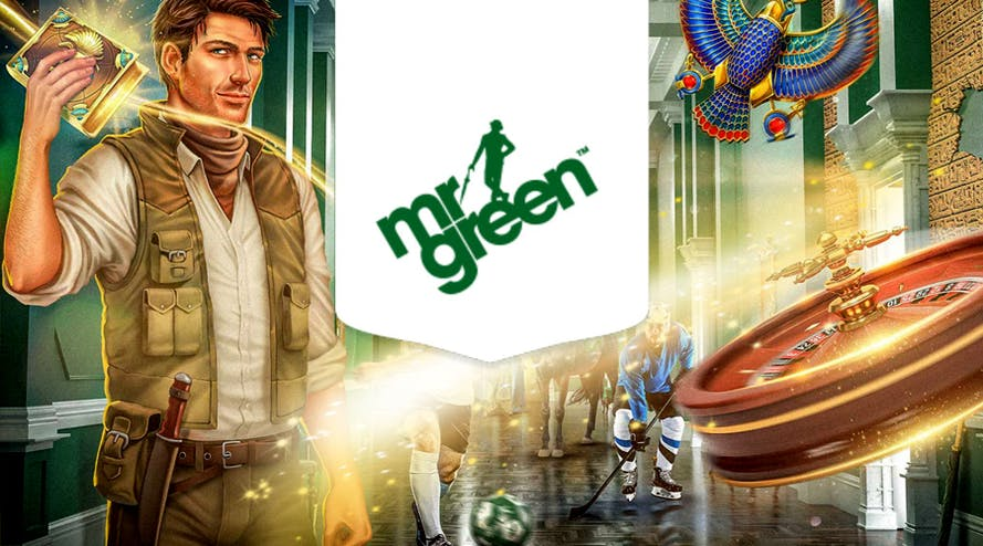Mr. Green has launched an amazing 100% bonus offer in addition to free spins