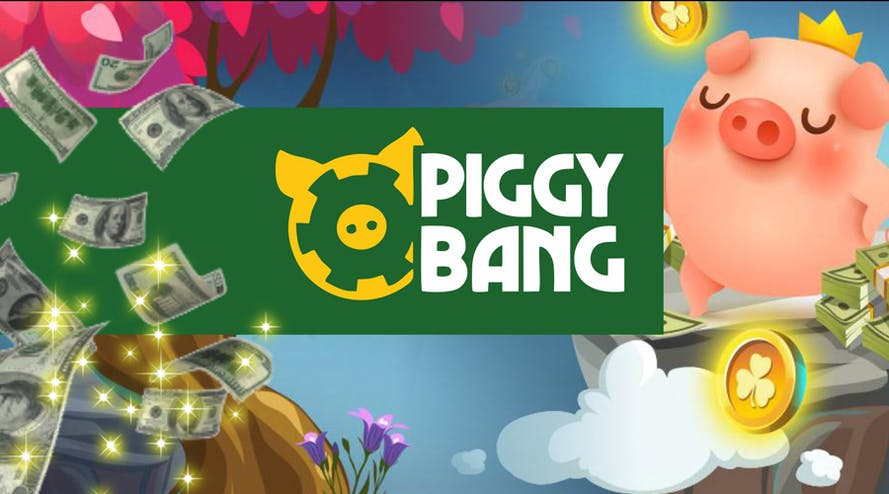 Piggy Bang is offering an exclusive set of free spins to new players