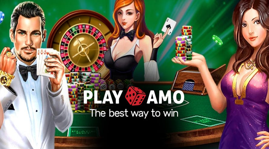 PlayAmo has launched an exciting 100% bonus for your first deposit