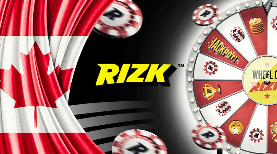 Rizk casino is introducing a special 100% bonus match-up for your deposit