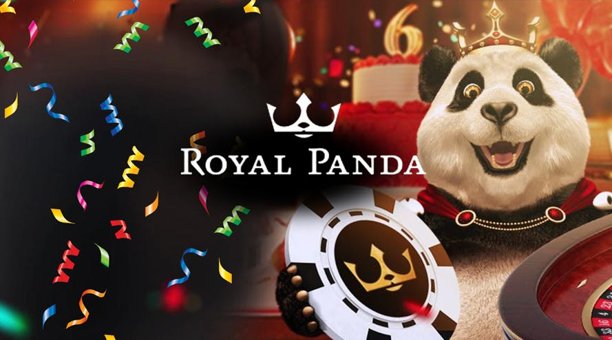 Royal Panda has launched an exceptional 100% bonus for your first deposit