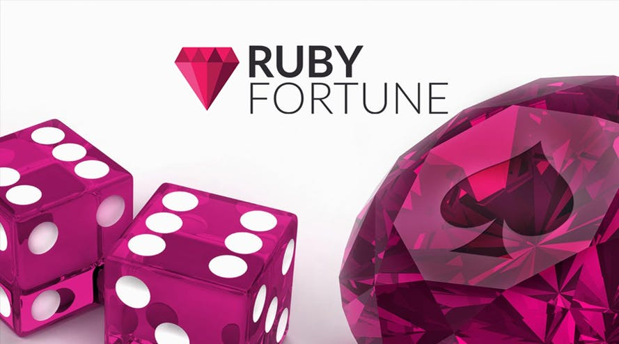 Ruby Fortune offers a spectacular 100% deposit bonuses and more for new players