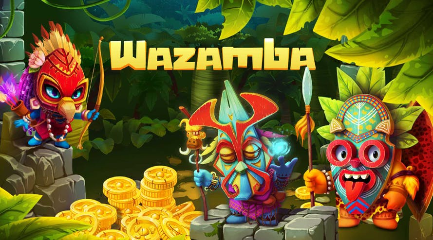 Wazamba online casino will give you C$750 + 200 free spins on your first deposit
