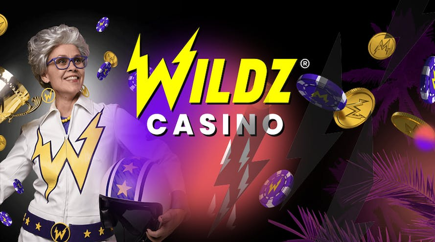 Wildz Casino is giving away amazing 100% bonuses to all its new users