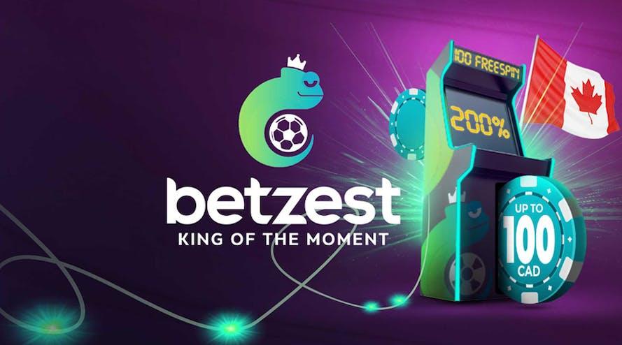 Exclusive New Player 200% Bonus with Betzest