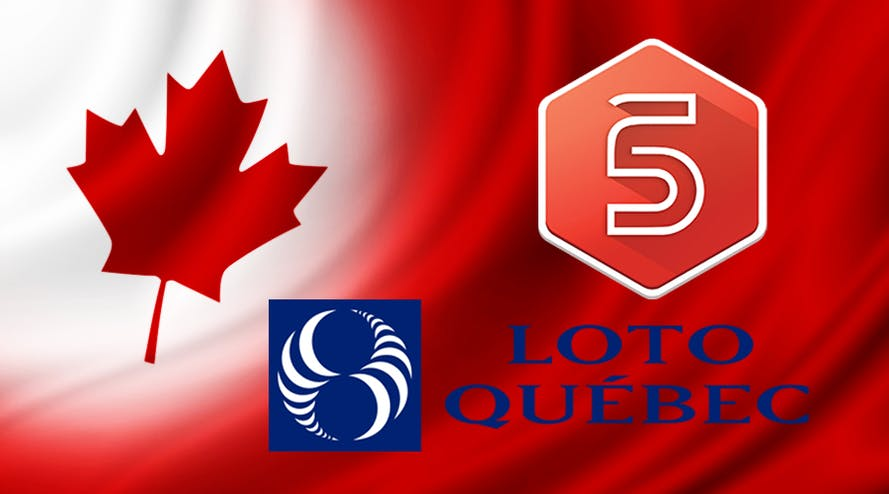 Live5 and Loto-Quebec tied a knot