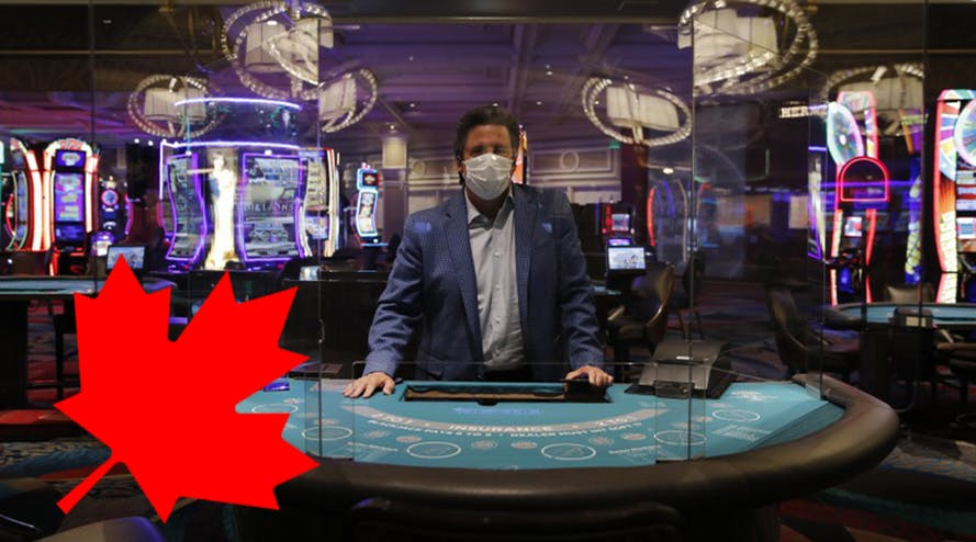 Post COVID-19 gambling in Canada