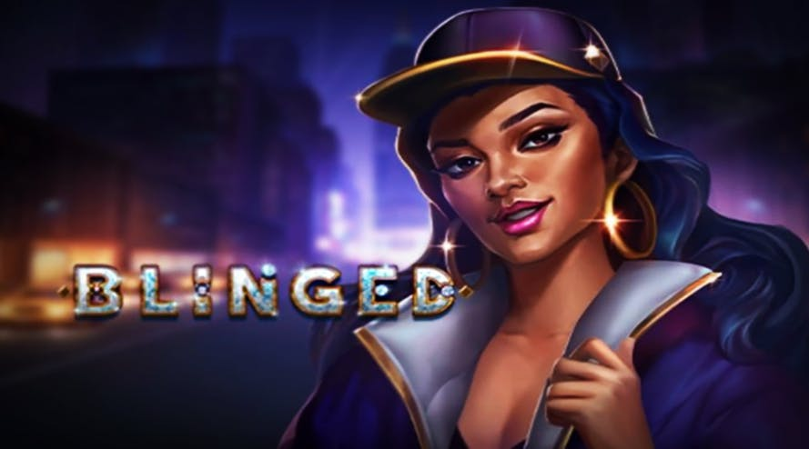 Play'N Go has released new slot called Blinged
