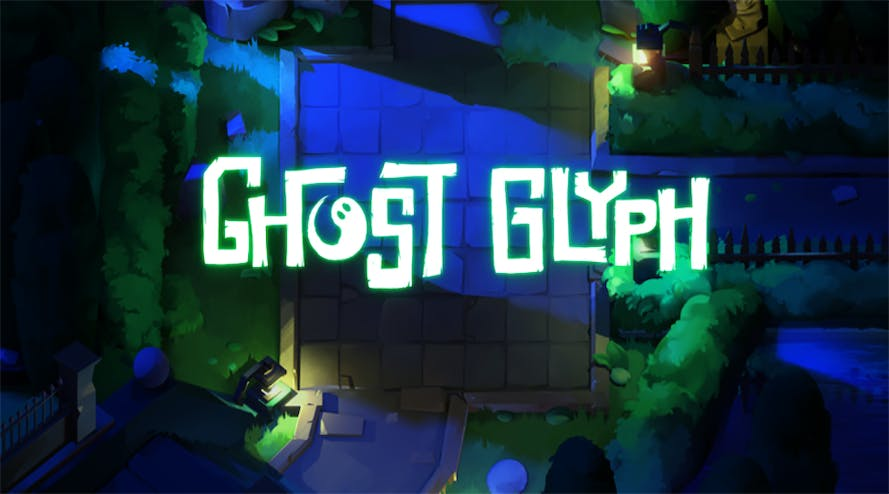 The Ghost Glyph is another great work by Quickspin with medium volatility