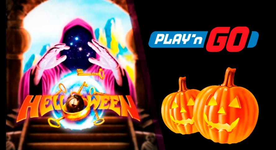 Play'N GO has released Halloween themed slot inspired by the German metal band
