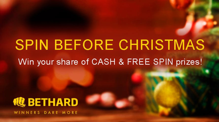 Three wishes and three chances to claim Xmas gifts with Bethard