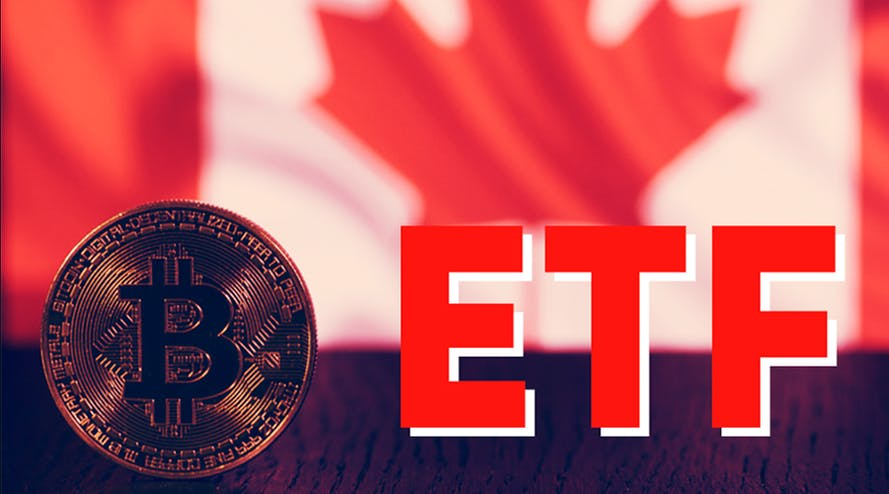 Canadian regulator clears launch of world's first bitcoin ETF