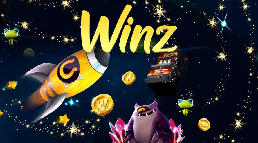 Welcome to the Winz crypto casino with SLOT BONUS up to 6 BTC + 300 free spins