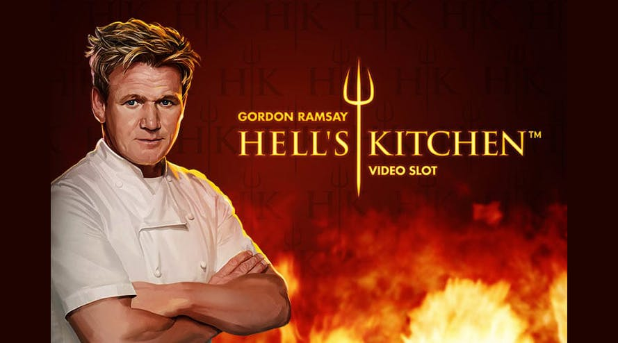 NetEnt adds a Gordon Ramsay-based video slot game to its catalogue