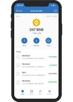 binance wallet app
