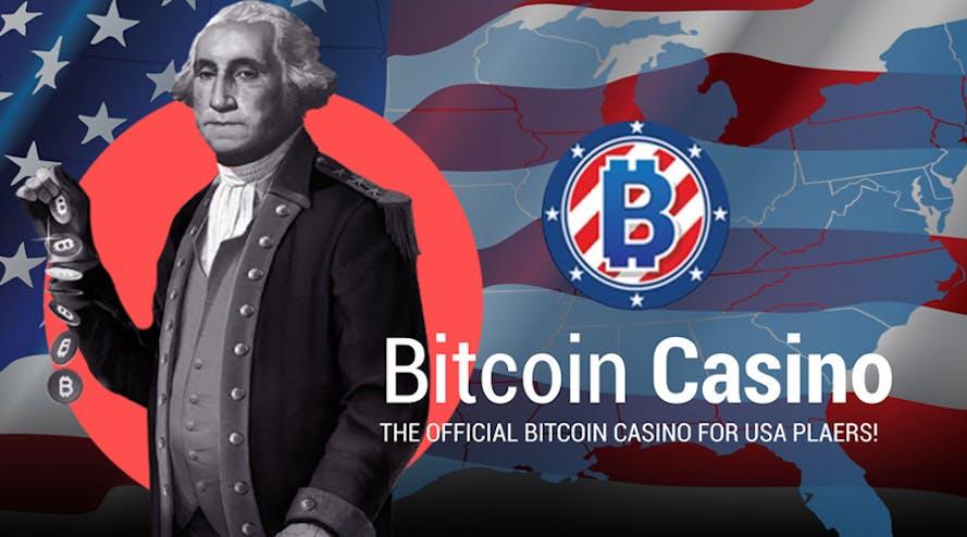 Introducing BitcoinCasino.us – America-themed online casino destination