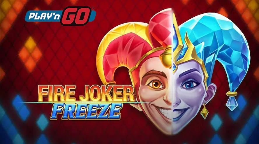 New Fire Joker Freeze Slot by Play'n GO