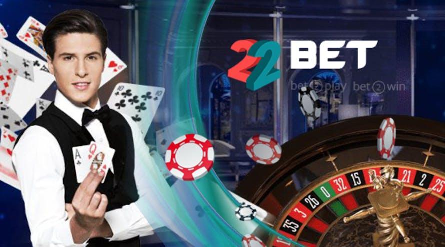 An Ace Up their Sleeve – 22Bet Sportsbook's Casino Platform