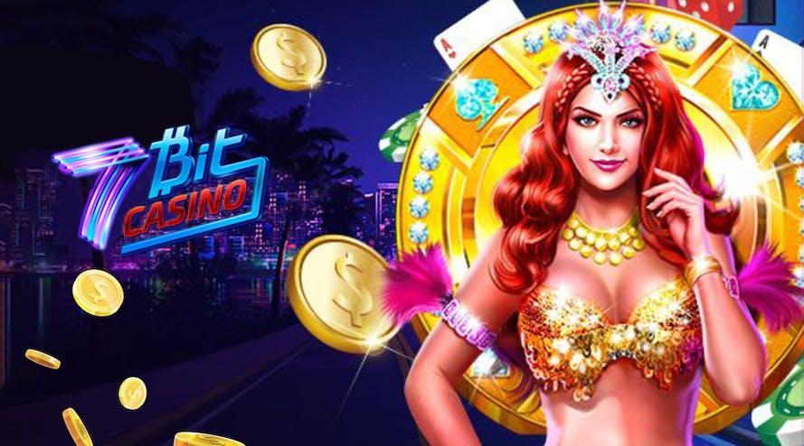 Introducing the Quintessential Crypto Casino – 7Bit!