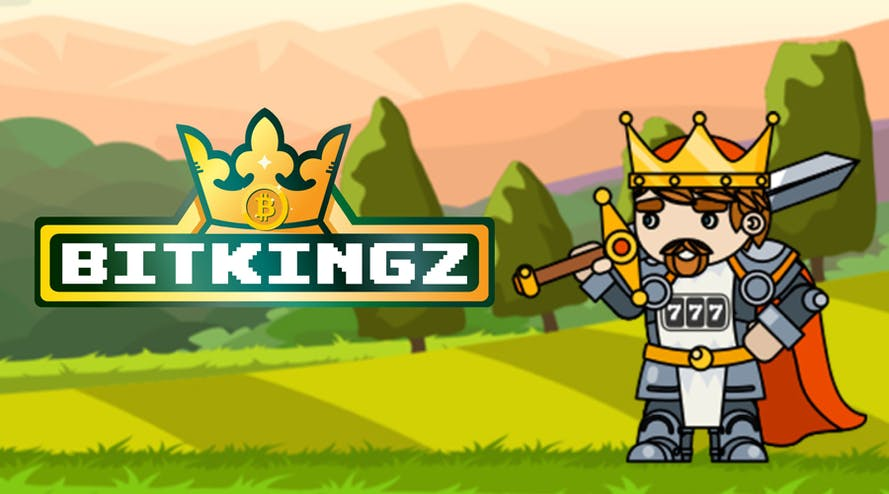 BitKingz Casino – A throwback to the 80s!