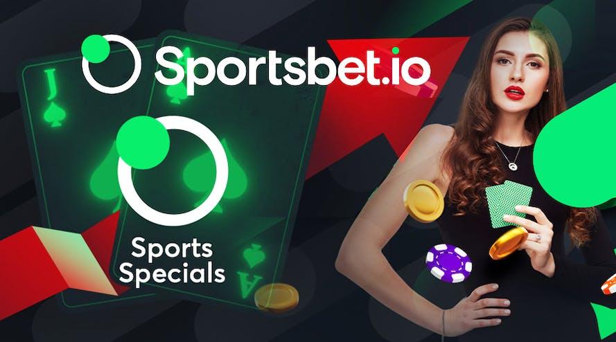 Sportsbet.io – A sportsbook turned casino?