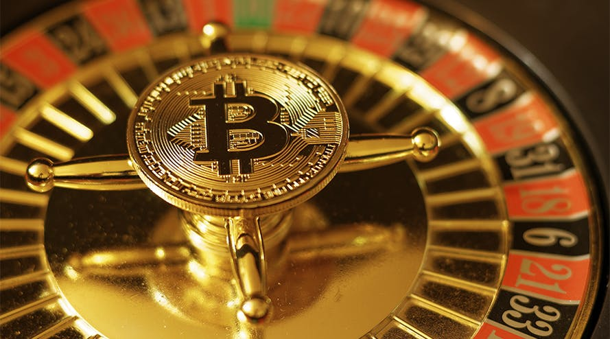 A guide to online gambling with cryptocurrencies